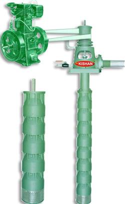 KHODAL ENGINEERING WORKS,Turbine Pump,Turbine Pump Supplier